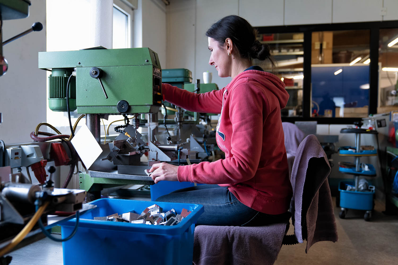 Metallbearbeitung Lohnarbeit