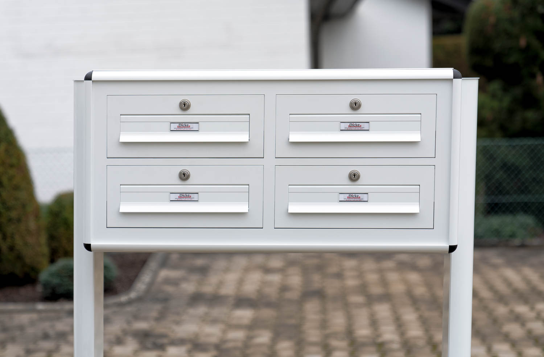 4fach Briefkasten